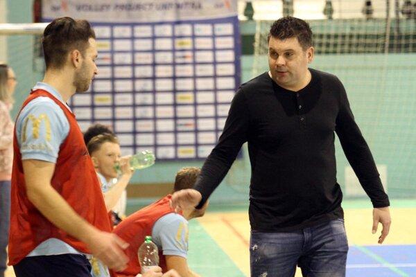 Futsalistov bude aj v novej sezóne viesť Anton Suchan.