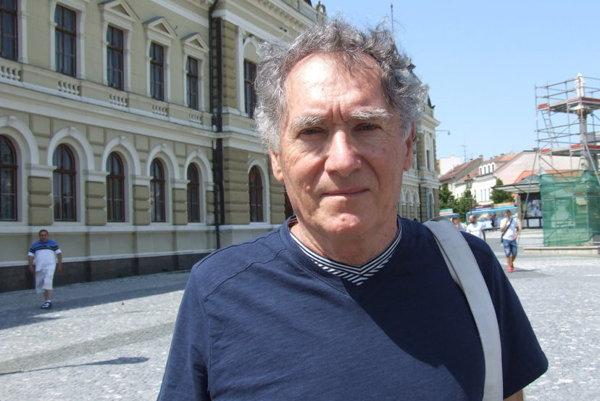 Marián Žilík žil a tvoril v Nitre.