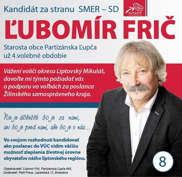 Ľubomír Frič