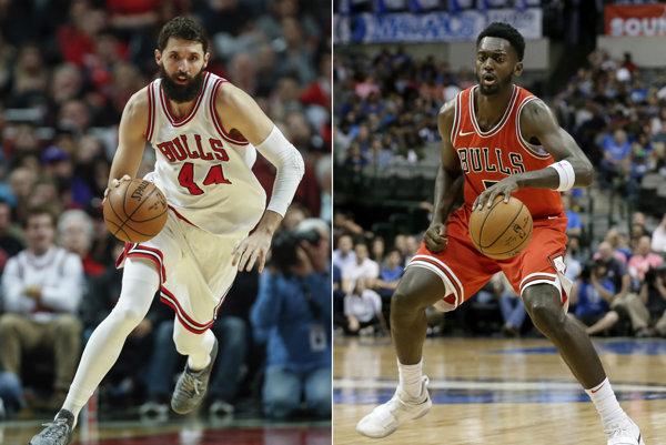 Bobby Portis sa verejne ospravedlnil svojmu kolegovi z tímu severoamerickej basketbalovej NBA Chicago Bulls Nikolovi Mirotičovi sa potýčku z utorňajšieho tréningu.