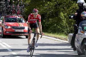 Belgický cyklista Tim Wellens sa stal víťazom 4. etapy a zároveň novým lídrom pretekov Okolo Kuang-si v Číne.