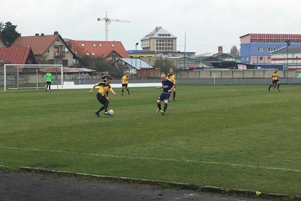 Hrádočania dali v Námestove tri góly, ale aj tak prehrali. FOTO: ARCHÍV ŠKM