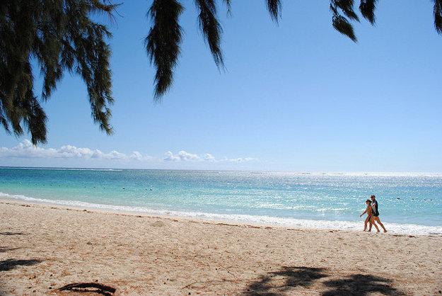 Lákavé pláže Maurícia.