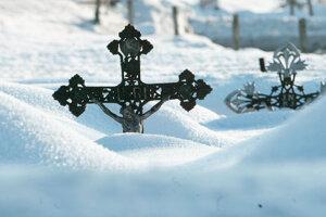 Budeme mať dušičky pod snehom?