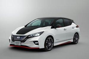 Nissan Leaf Nismo - Elektromobily nemusia byť vždy nudné, dokázať to chce aj športovejšia verzia nového Nissanu Leaf. Okrem kozmetických zmien ponúka športovo ladený podvozok a upravený softvér. Do hromadnej výroby sa zatiaľ nechystá.