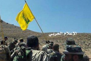 Bojovníci Hizballáhu.
