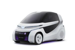 Toyota Concept-i RIDE - Ďalší zo série konceptov Concept-i, prvý sa predstavil na začiatku tohto roka. Tento malý dvojmiestny automobil je určený hlavne vozičkárom. Prístup do auta je jednoduchý a ovláda sa netradične pomocou dvoch pák. Rodinu Concept-i dopĺňa WALK, trojkolesové vozidlo určené na pohyb medzi chodcami.
