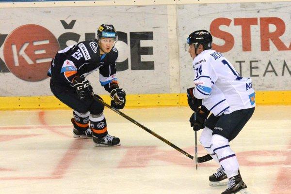 Richard Jenčík. Vsietil 200. gól.
