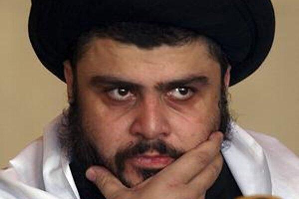 As-Sadr nenavštívil verejne Irak od roku 2007.