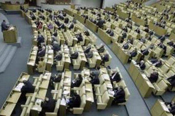 Dolná komora ruského parlamentu.