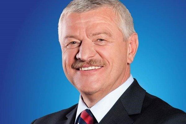 Tibor Mikuš kandiduje už po štvrtý raz, o miesto poslanca nemá záujem.