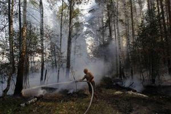 Lesy majú pred požiarmi ochrániť dve firmy z Nitry.