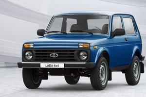 Jedinou štvorkolkou pod 10-tisíc je Lada 4x4, ktorá už nepoužíva názov Niva.