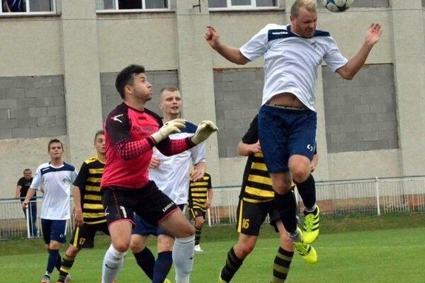 Sučany odohrajú zápas proti Štiavničke v Martine.