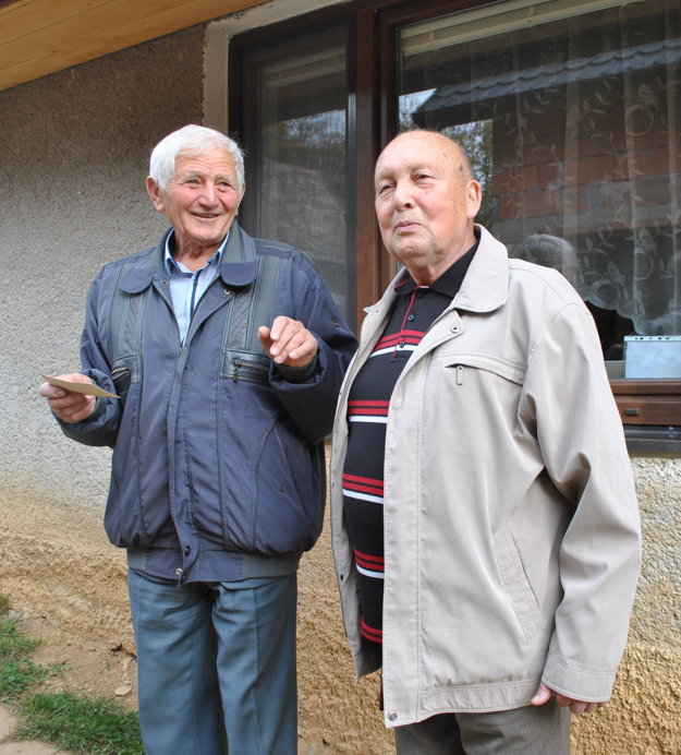 Pavel Imre a Juraj Beseda