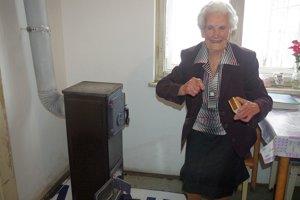 Magdaléna Poláčková hovorí, že právo voliť sa snažili vždy využiť.