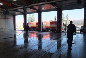 Volebná sobota pre žiarskych hasičov.