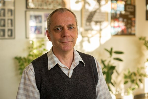 Učiteľ fyziky: Pavol Kubinec.