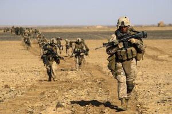 Koaličné vojská spustili cez víkend v Afganistane najväčšiu akciu od začiatku vojny v roku 2001.