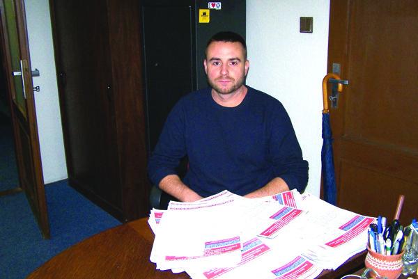 Občianske združenie, ktoré vedie Martin Sukup, spustilo petíciu začiatkom októbra.