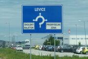 V Leviciach má pribudnúť ďalších 750 pracovných miest.