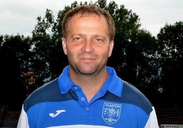 Vladimír Kuťka, tréner Fomatu.