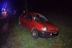 Vodiči oboch vozidiel vyviazli bez zranení.