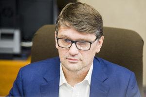 Minister Marek Maďarič.