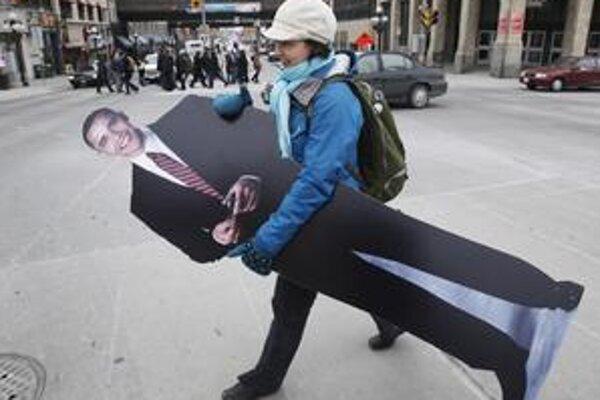 Kanaďania sa na návštevu Obamu tešili. Veria, že za jeho vlády budú vzájomné vzťahy blízkych spojencov dobré.