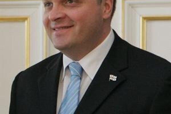 Gruzínsky vicepremiér a minister pre euroatlantickú integráciu Giorgi Baramidze.