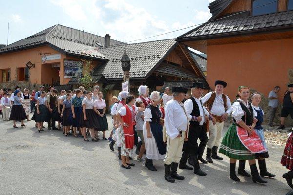 Gemer žije folklórom po celý rok. Vlete je festival vRejdovej.