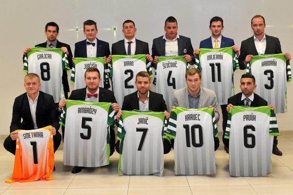 Jedenástka roka 2017 3b VI. liga ObFZ Prešov.