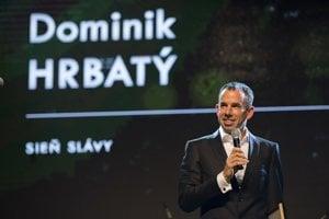 Dominik Hrbatý.