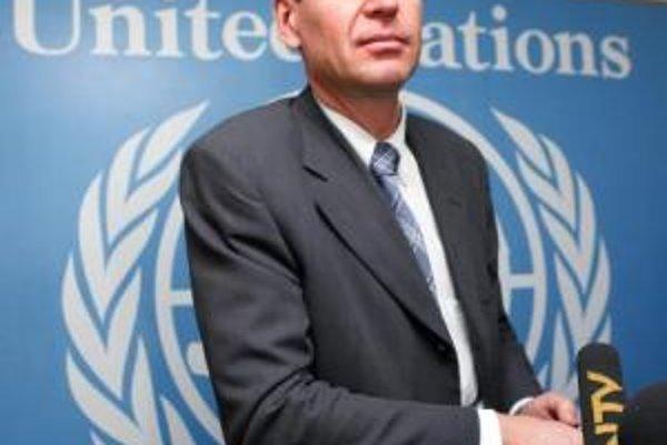 Martin Scheinin, osobitný spravodajca OSN pre ľudské práva a boj proti terorizmu.