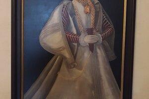 Biela pani Perchta z Rožmberka