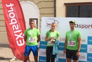 Firma STEFE podporila okrem iného aj banskobystrický maratón.