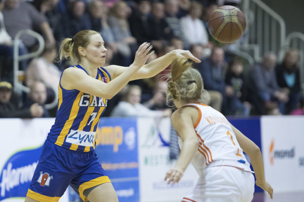 Zuzana Žirková triumfovala v minulom ročníku.