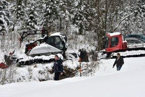 Prípravy na lyžiarsku sezónu v Tatranskej Lomnici (8 fotografií). TATRANSKÝ  LOMNICA. Lyžiarske stredisko v Tatranskej Lomnici otvorí ... 851f269b9d5