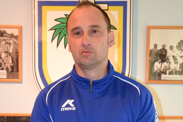 Jozef Pisár predtým trénoval Fiľakovčanov.