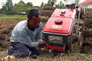 Aj vďaka cunami sa sumatrianski farmári naučili nové metódy pestovania plodín.