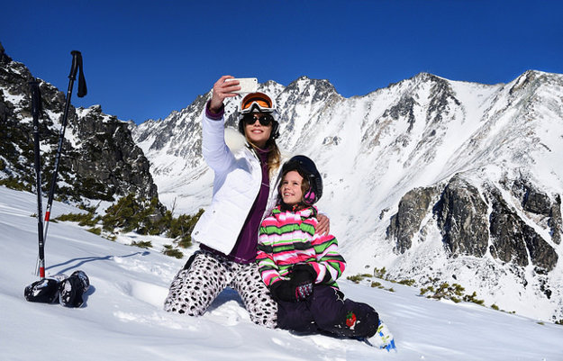 Tipy na lyžiarske strediská na Slovensku.