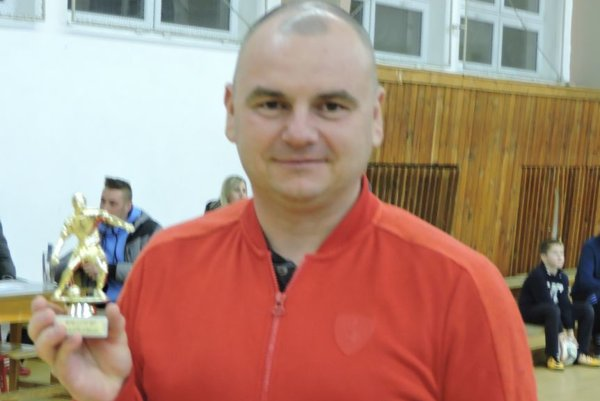 Najviac gólov na turnaji strelil Marián Tatara.