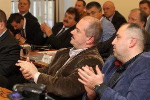 Mimoriadne zasadnutie Zastupiteľstva Banskobystrického samosprávneho kraja.