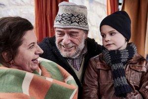 Baba z ľadu - súčasť ponuky Febiofestu v Martine.