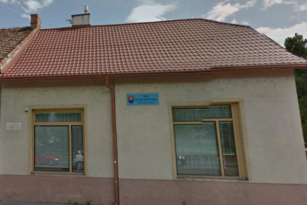 Dom Matice Slovenskej v Dunajskej Strede.