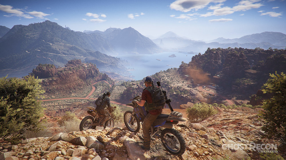 Ghost Recon: Wildlands.