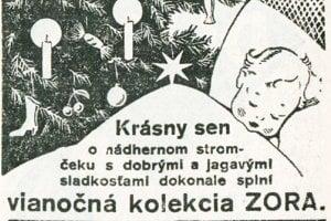 Vianočné sladkosti Zora.