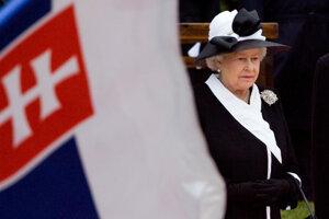 Bratislavu navštívila Alžbeta II.