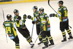 Bojovný výkon priniesol žilinským hráčom tri body.