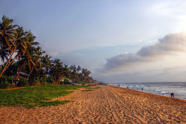 Srí Lanka je obľúbená turistická destinácia.